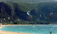 Kite Surf in Mylli beach
